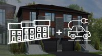 Maison efficace + Auto électrique: un combo payant!