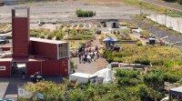 Les Projets Éphémères: l'agriculture urbaine s'invite sur un chantier