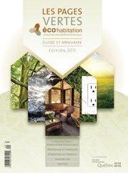 Les Pages Vertes Écohabitation, enfin disponibles!