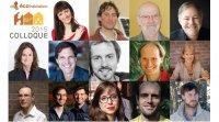 Conférenciers colloque Écohabitation 2015