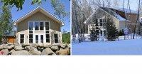 Maison certifiée LEED OR à Trois-Rivières