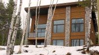 Terrain et maison à construire dans un développement domiciliaire écologique dan