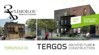 À vendre: authentiques maisons de ville écologiques à Limoilou, Québec