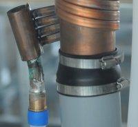 Récupérateur de chaleur des eaux grises