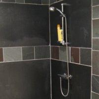 Une douche personnalisée
