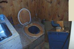Toilettes à compost