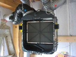 Ventilateur r cup rateur de chaleur efficace conomique et sain pour la sal - Recuperateur d humidite ...