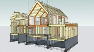 Concevoir sa maison avec SketchUp