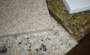 Une surface de travail neuve - quartz