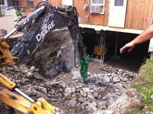Les vides sanitaires humides et malcommodes nouvelle cohabitation - Transformer vide sanitaire en sous sol ...