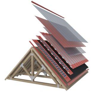 solar roof de tesla disponible mais pas si bon march. Black Bedroom Furniture Sets. Home Design Ideas