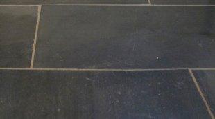 Tableaux d'ardoise récupérés