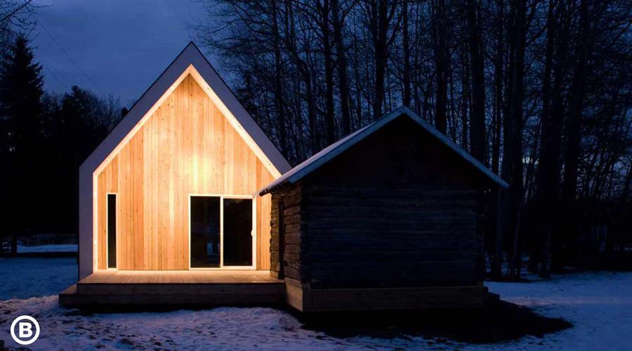 Maisons minimalistes haute efficacit sur budget limit nouvelle cohabitation for Maison modulaire ecologique