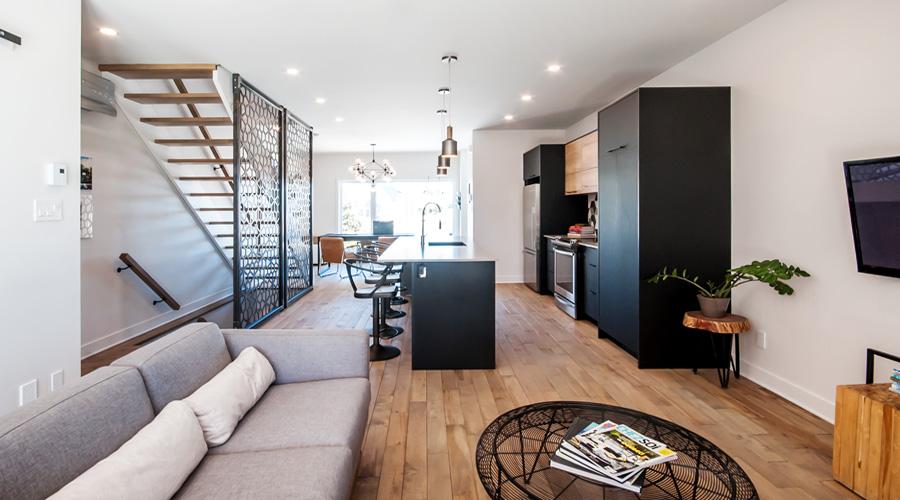 Abordable et compact le nouveau concept de maison leed de for Nouvelles conceptions et plans de maison