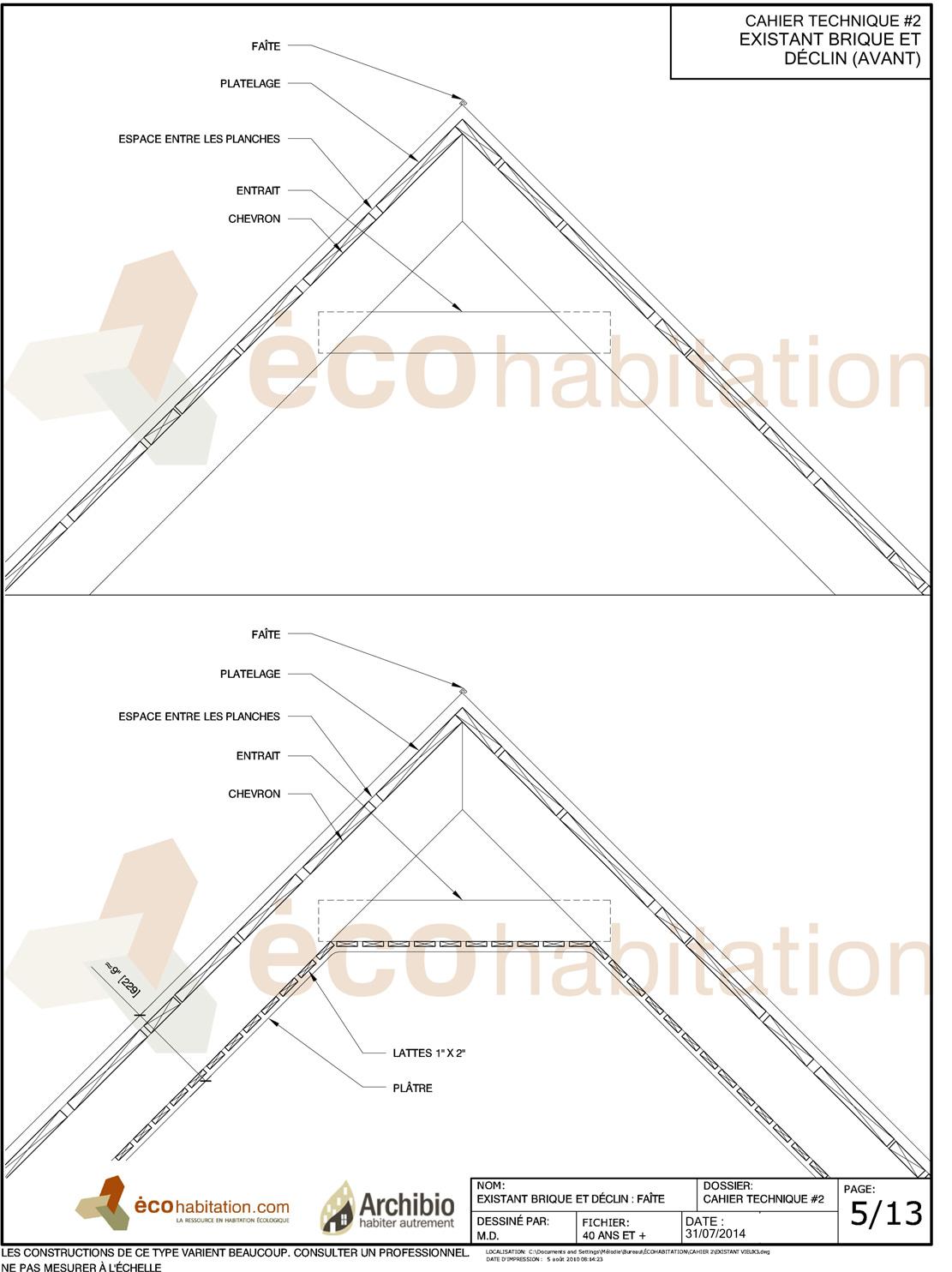 Comment Isoler Son Garage Moindre Cout tout sur le toit cathédrale : isolation et matériaux