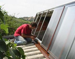 des subventions pour votre chauffe eau solaire nouvelle cohabitation. Black Bedroom Furniture Sets. Home Design Ideas