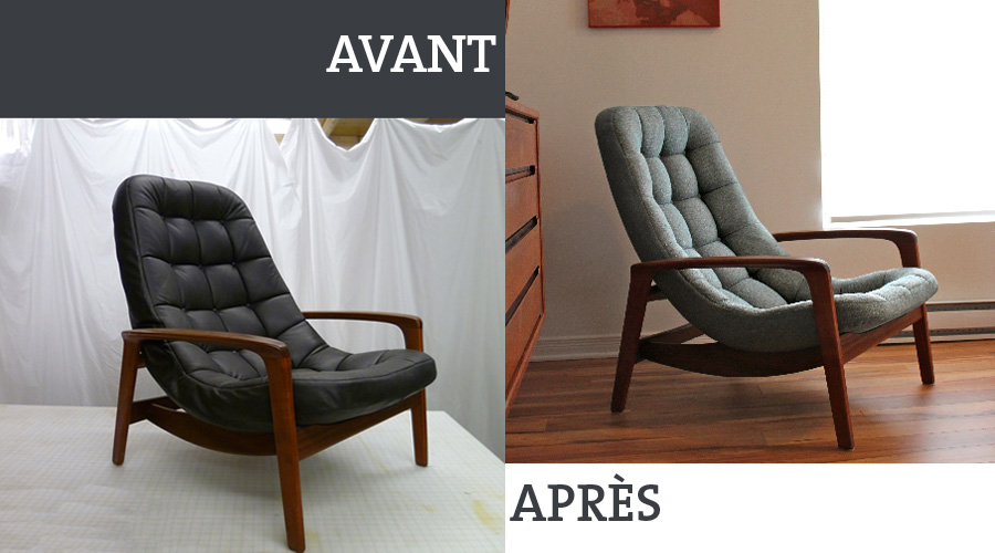 Vente fauteuil a montreal table de lit for Meuble brick montreal