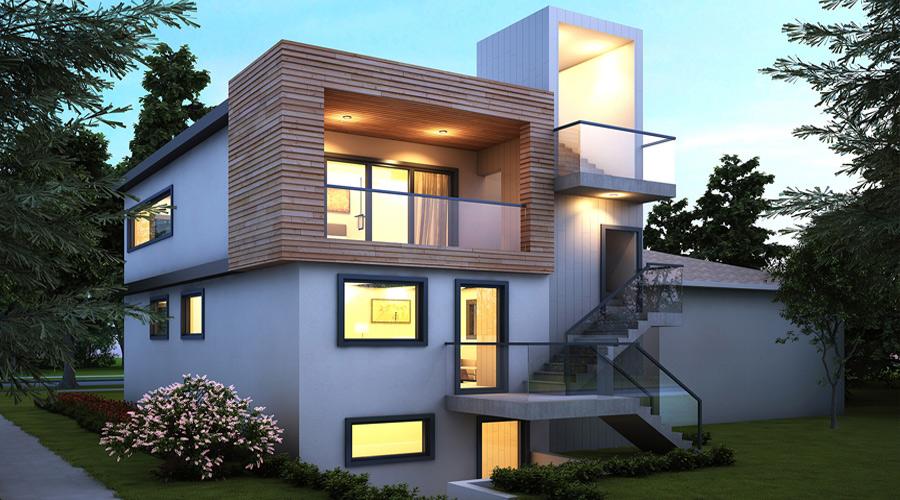 Vancouver mise sur la conception passive avec des outils for House design consultant
