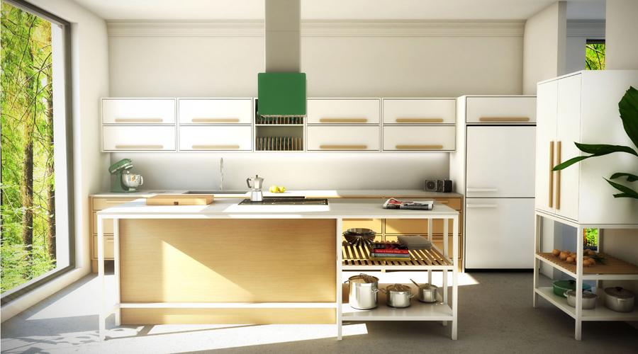 Les cuisines co et co du hauteur duhomme inspires par - Hauteur bar cuisine americaine ...