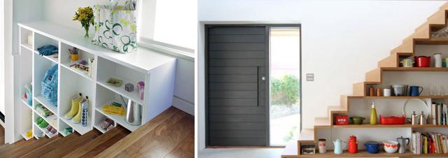 rangement id es cr atives pour petits espaces nouvelle cohabitation. Black Bedroom Furniture Sets. Home Design Ideas