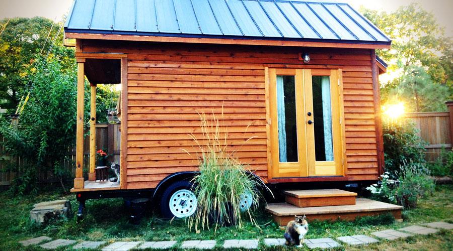 Conf rence cohabitation au festival des mini maisons de for Mini maison design