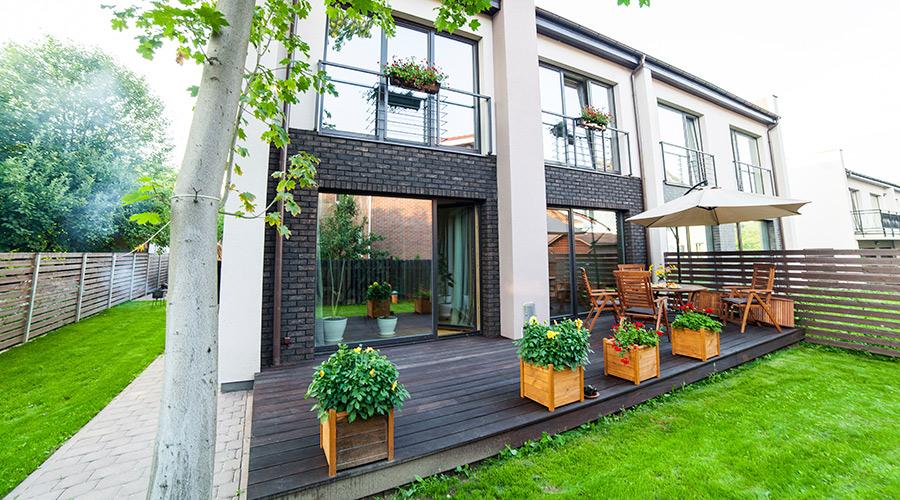 Programme immobilier cologique for Immeuble ecologique