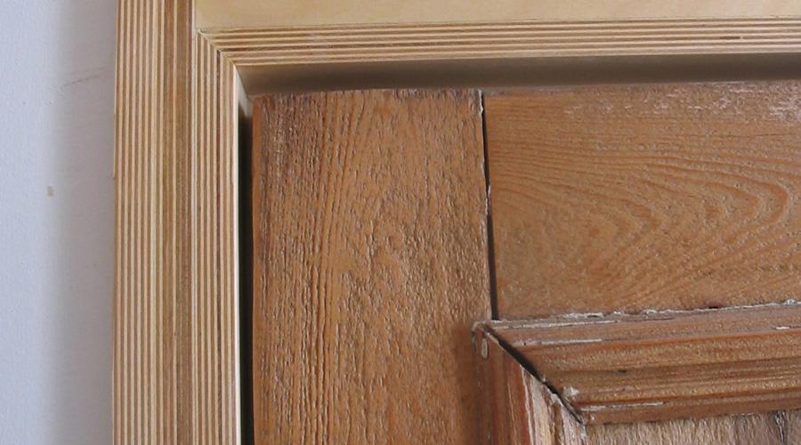 R employer des boiseries r novation cohabitation for Insonorisation mur exterieur
