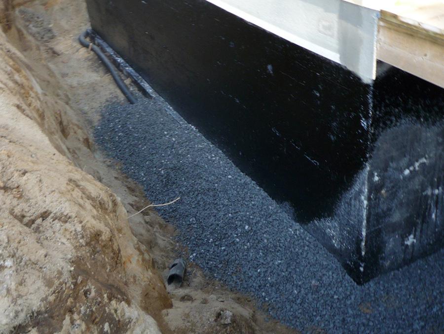 drain fran ais poser v rification nettoyage et r paration d 39 un drain de dispersion. Black Bedroom Furniture Sets. Home Design Ideas