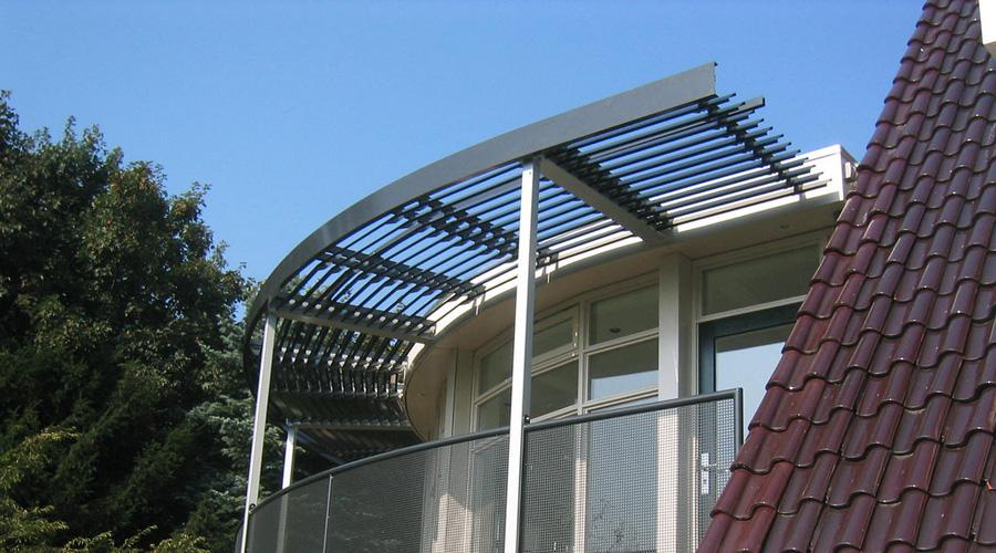 Limiter la surchauffe solaire gr ce des l ments tous for Insonorisation mur exterieur