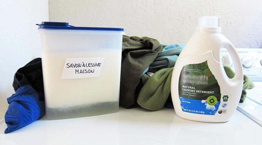Savon A Lessive Maison Ecologique Ecohabitation