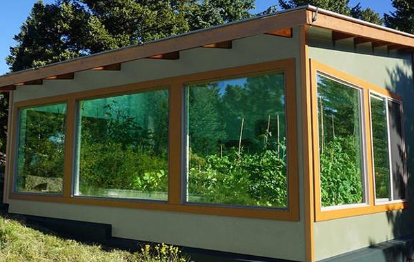 Construire Des Serres En Climat Froid Ecohabitation