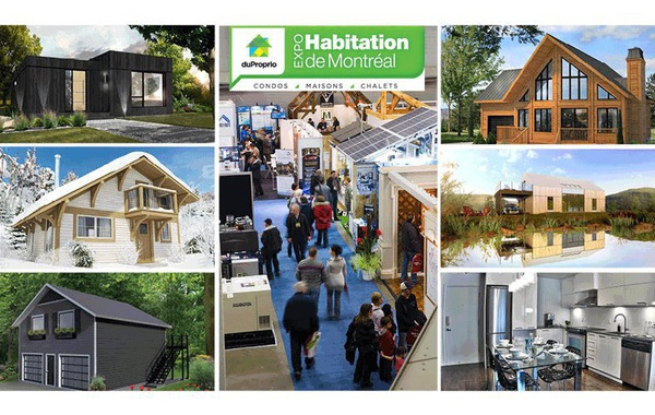 Écohabitation au salon ExpoHabitation de Montréal