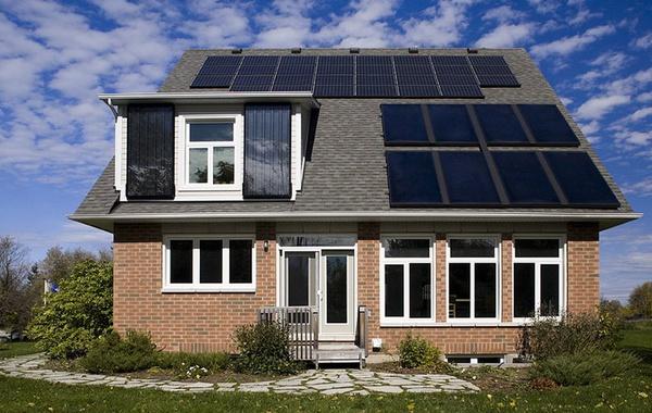 La Maison Minto A Ottawa Energie Nette Zero Maisons EQuilibrium