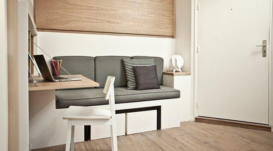Pin de la semaine : astuces pour aménager un petit appartement ...