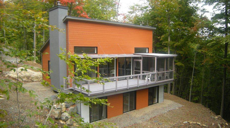 maison solaire passive vs maison nette z ro le match. Black Bedroom Furniture Sets. Home Design Ideas
