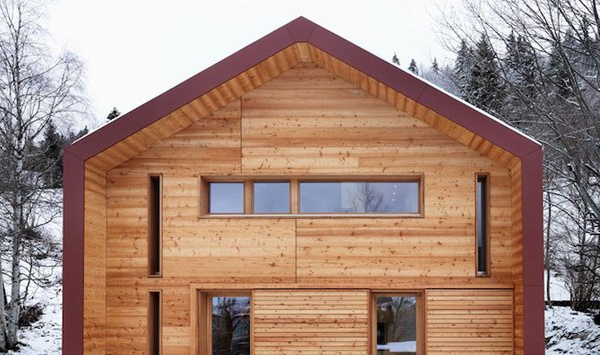 Chalet, Ralph Germann architecte