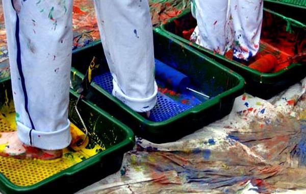 Comment Fabriquer Sa Propre Peinture
