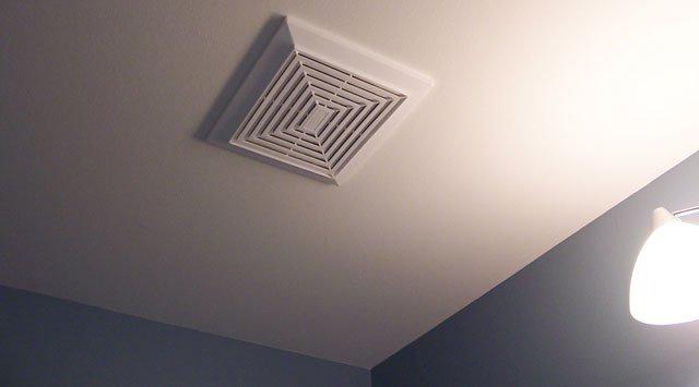 Pourquoi poser dans la salle de bain un ventilateur energy - Installation d un ventilateur de salle de bain ...
