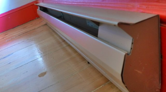 les plinthes lectriques sont peu performant l usage cohabitation. Black Bedroom Furniture Sets. Home Design Ideas