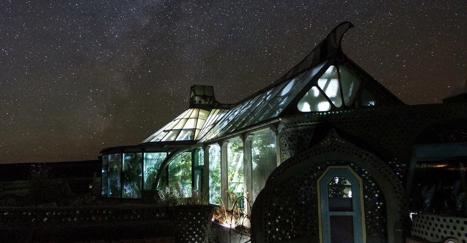 Earthship, earthships, construction écologique