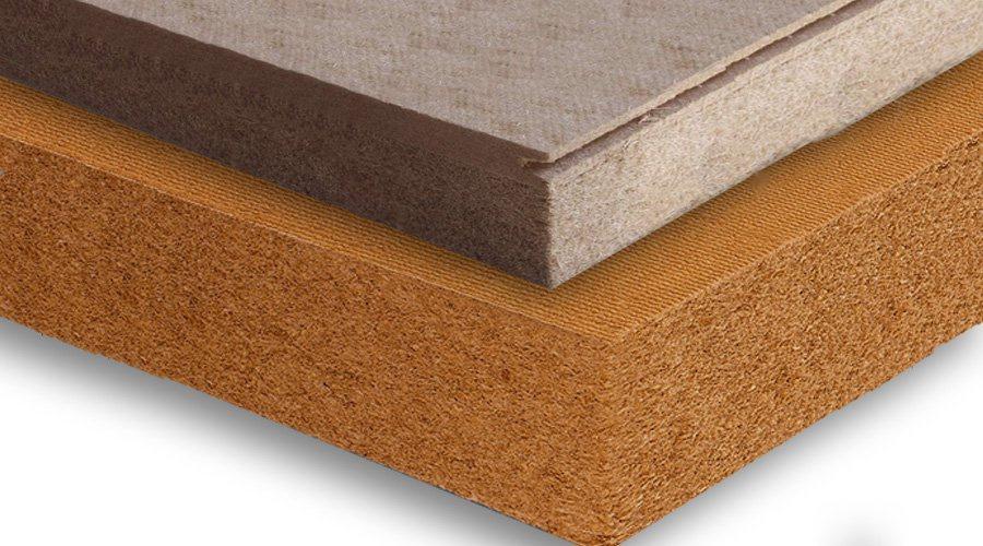 isoler sa maison avec de la fibre de bois cohabitation. Black Bedroom Furniture Sets. Home Design Ideas