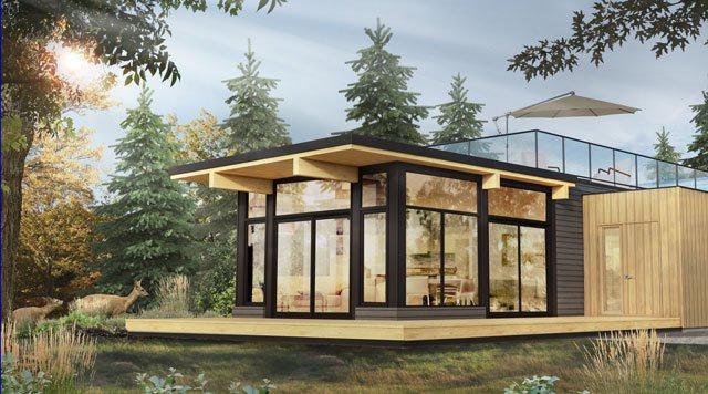 Expohabitation D Automne Et Son Village De Mini Maisons 20 23