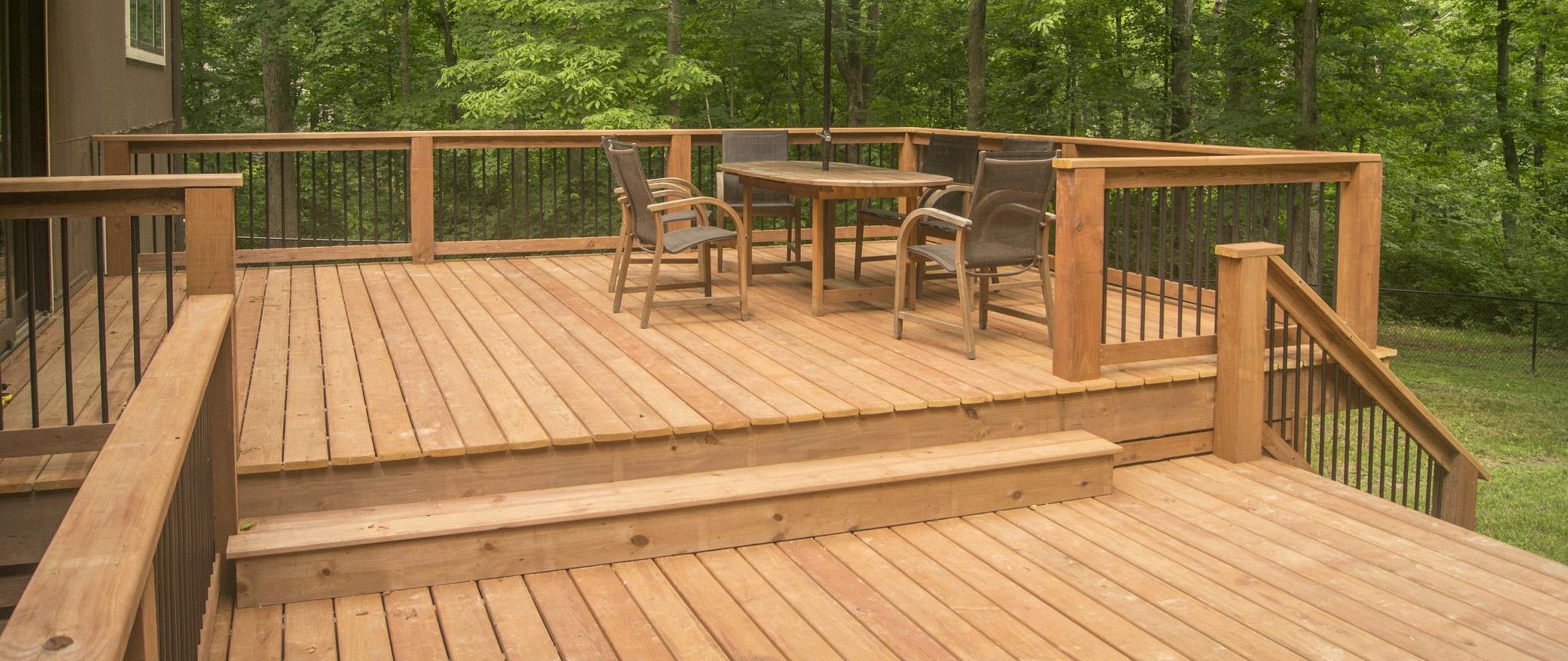 Fabriquer Terrasse En Bois Pas Cher 10 trucs pour une terrasse écologique très durable