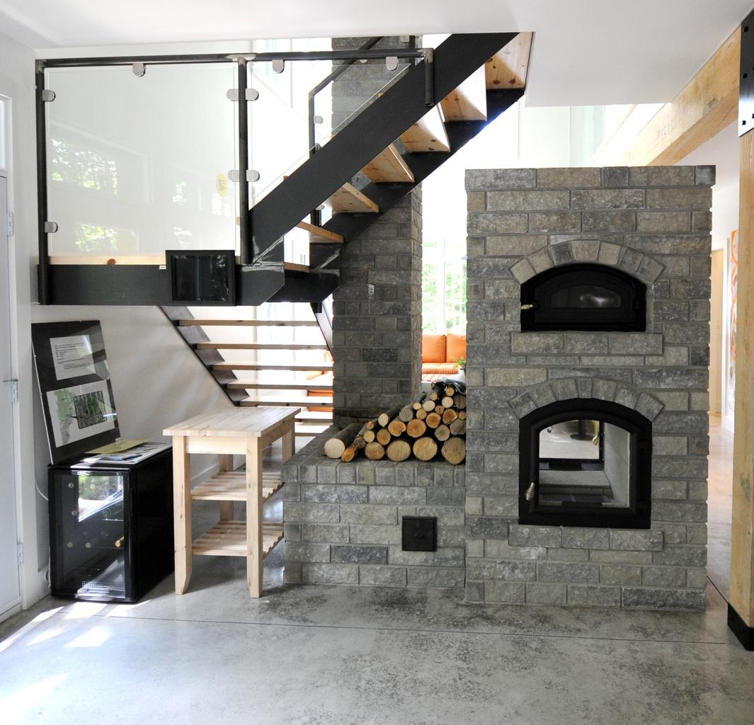 Artisan Poele De Masse chauffage au bois : fonctionnement des foyers de masse