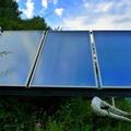 fabriquer un capteur solaire air pour pr chauffer une. Black Bedroom Furniture Sets. Home Design Ideas