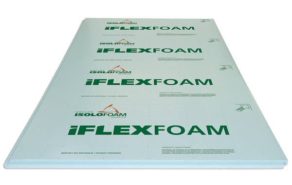 Isolofoam iFLEXFOAM Panneau Isolant